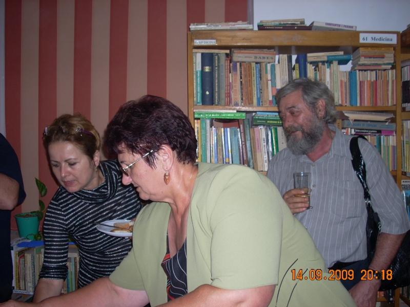"""Lansarea volumului de versuri""""Visuri Paralele""""- a lui Simion Irofei in Mahmudia -Tulcea- comuna natala Mahmud32"""