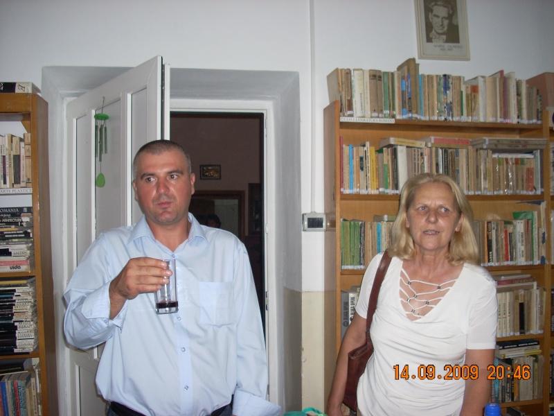 """Lansarea volumului de versuri""""Visuri Paralele""""- a lui Simion Irofei in Mahmudia -Tulcea- comuna natala Mahmud34"""