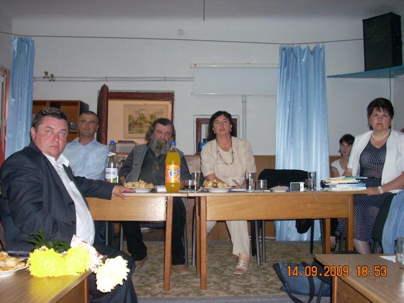 """Lansarea volumului de versuri""""Visuri Paralele""""- a lui Simion Irofei in Mahmudia -Tulcea- comuna natala Mahmud35"""