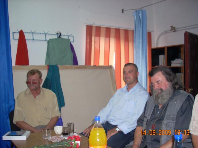 """Lansarea volumului de versuri""""Visuri Paralele""""- a lui Simion Irofei in Mahmudia -Tulcea- comuna natala Mahmud40"""