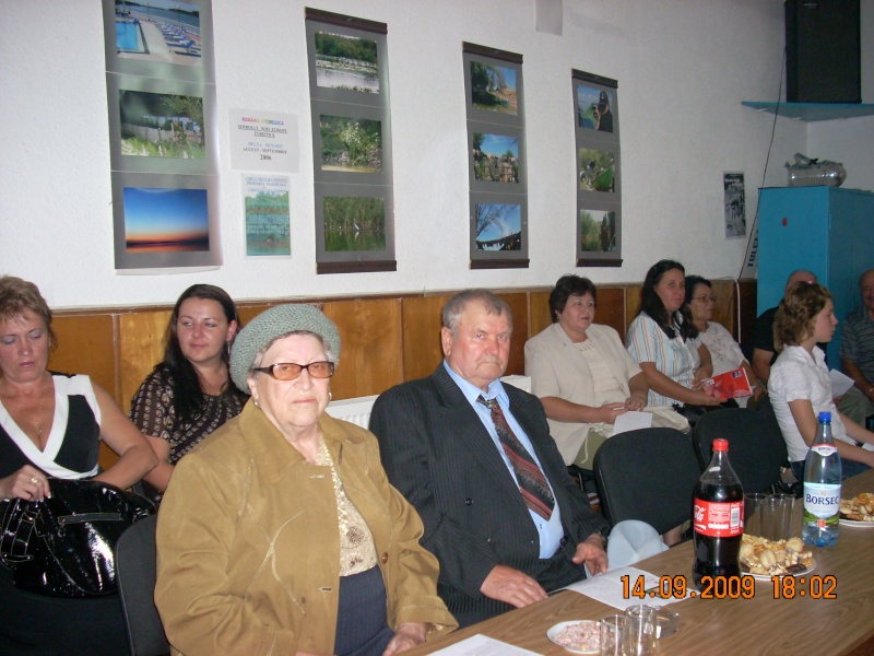 """Lansarea volumului de versuri""""Visuri Paralele""""- a lui Simion Irofei in Mahmudia -Tulcea- comuna natala Mahmud47"""