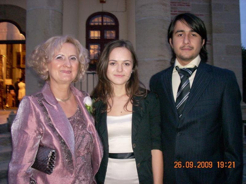 Cununia religioasa a Andreei cu Remus-copiii Rodicăi Rodean Pictur86