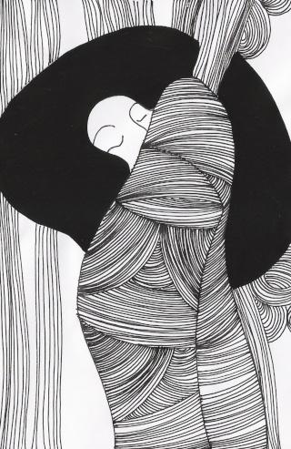 Roxana Elena Sava-lucrari de arta plastica personale Poarta10