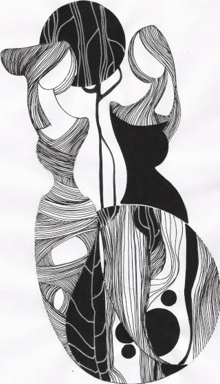Roxana Elena Sava-lucrari de arta plastica personale Povest11