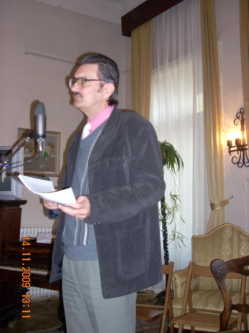 Sadoveniana- editia a douazeci si noua!-14 nov 2009 Sadove17