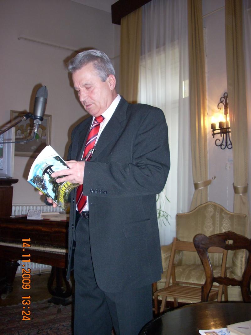 Sadoveniana- editia a douazeci si noua!-14 nov 2009 Sadove18