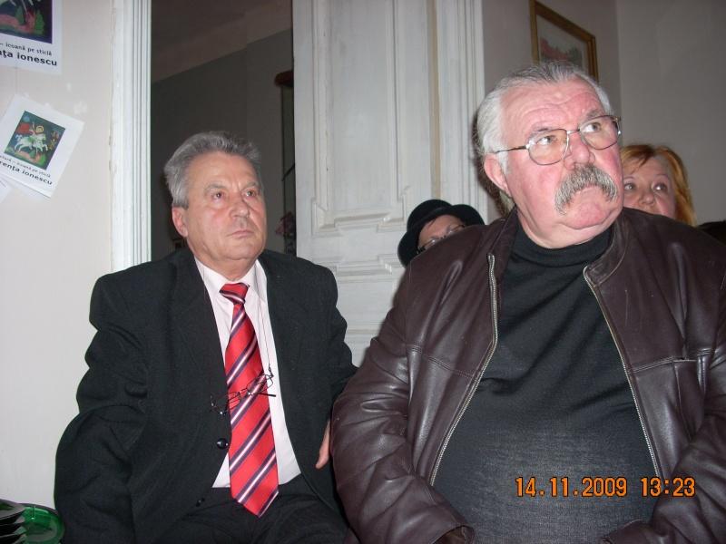 Sadoveniana- editia a douazeci si noua!-14 nov 2009 Sadove20