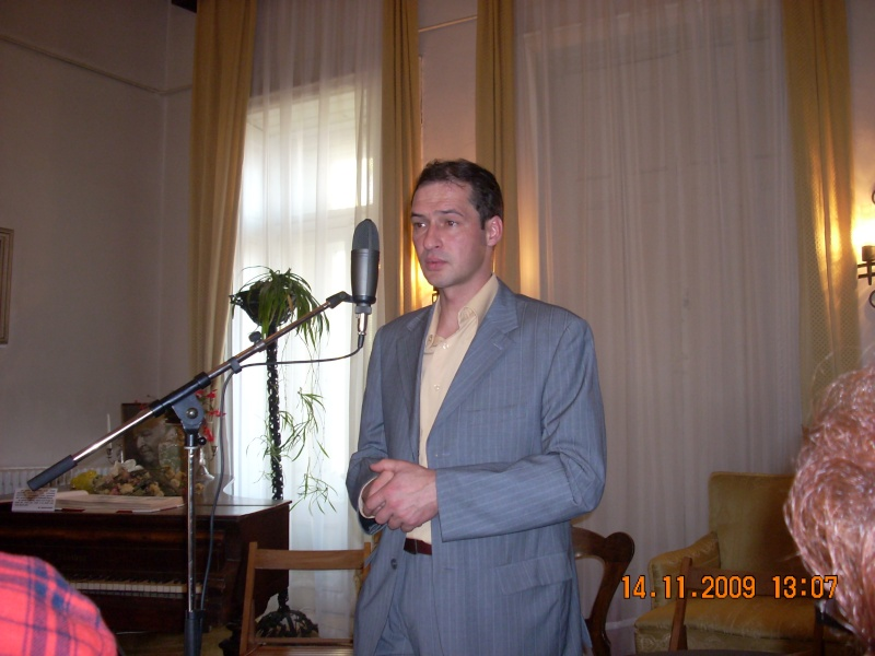Sadoveniana- editia a douazeci si noua!-14 nov 2009 Sadove21