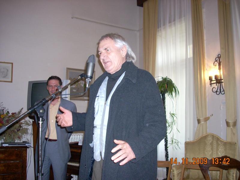 Sadoveniana- editia a douazeci si noua!-14 nov 2009 Sadove22