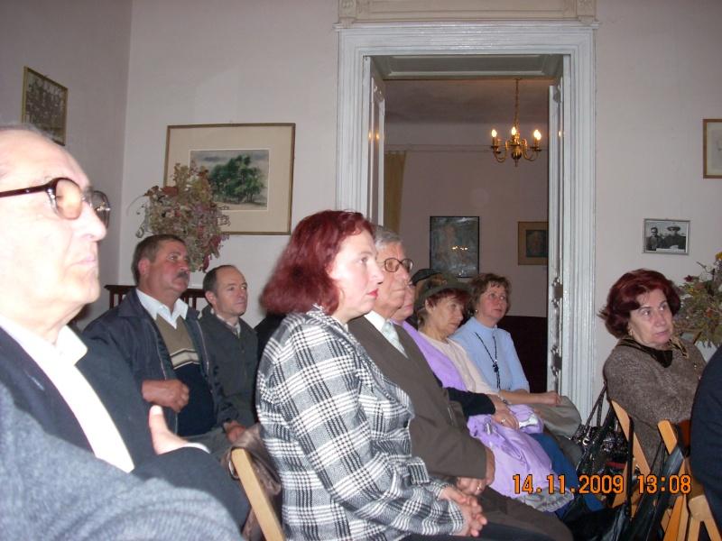 Sadoveniana- editia a douazeci si noua!-14 nov 2009 Sadove24