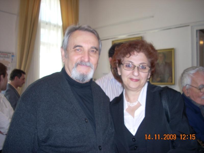 Sadoveniana- editia a douazeci si noua!-14 nov 2009 Sadove26