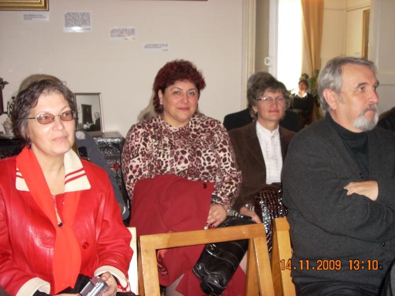 Sadoveniana- editia a douazeci si noua!-14 nov 2009 Sadove28