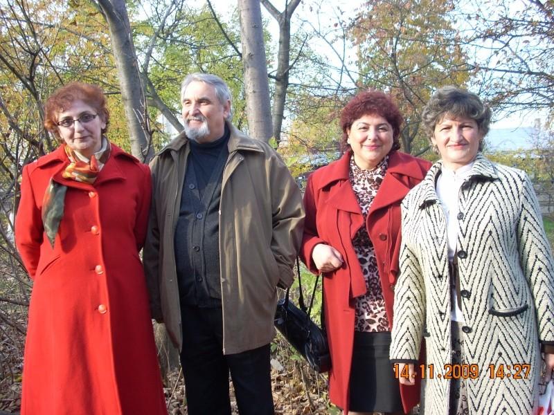 Sadoveniana- editia a douazeci si noua!-14 nov 2009 Sadove30