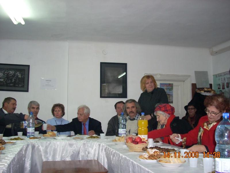 Sadoveniana- editia a douazeci si noua!-14 nov 2009 Sadove36