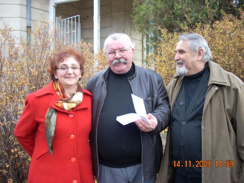 Sadoveniana- editia a douazeci si noua!-14 nov 2009 Sadove39