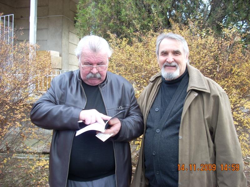 Sadoveniana- editia a douazeci si noua!-14 nov 2009 Sadove40