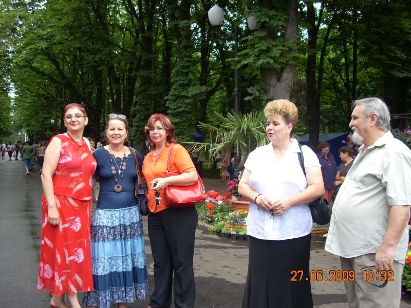 Targul de arta ceramica Cucuteni si al mestesugarilor de la Iasi-iunie 2009 Targul12