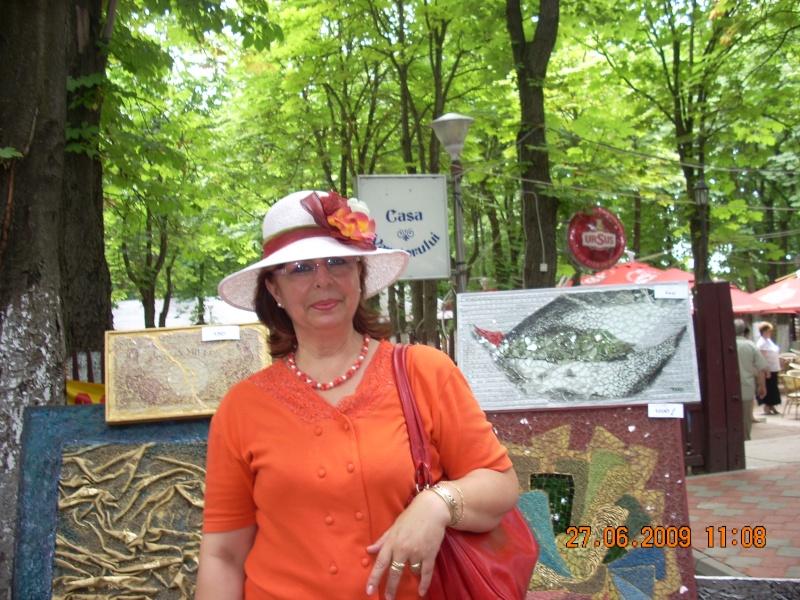 Targul de arta ceramica Cucuteni si al mestesugarilor de la Iasi-iunie 2009 Targul15