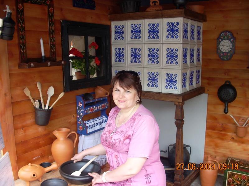 Targul de arta ceramica Cucuteni si al mestesugarilor de la Iasi-iunie 2009 Targul35