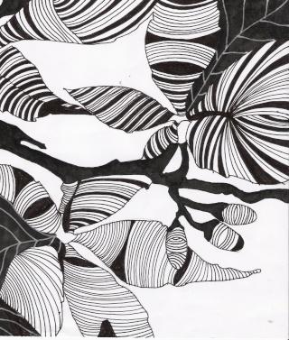 Roxana Elena Sava-lucrari de arta plastica personale Toamna11