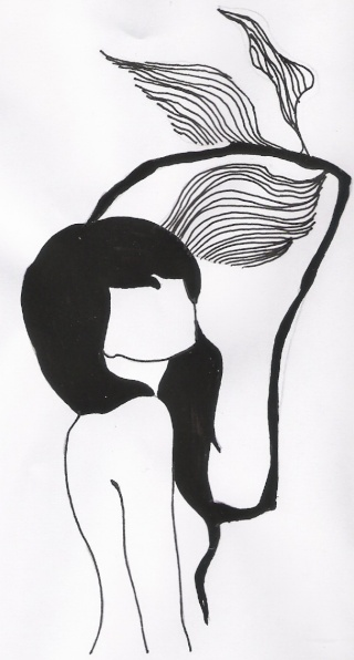 Roxana Elena Sava-lucrari de arta plastica personale Vei_st11