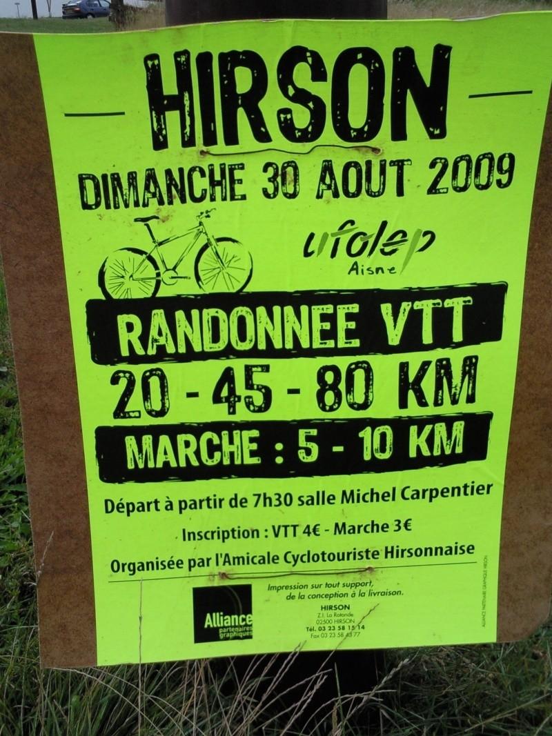 [Hirson 02] Raid des 3 Rivières le 30 Aout 2009 - Page 4 Photo010