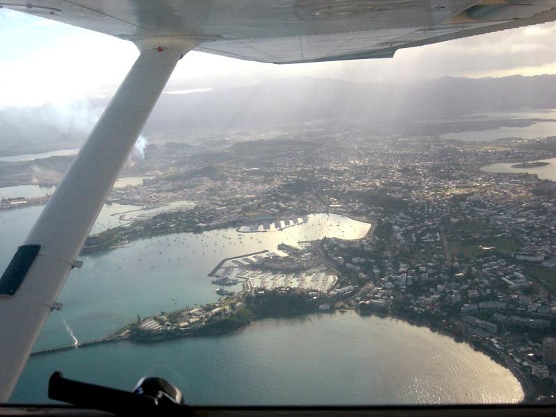 Nouvelle-Calédonie : Terre et Mer vue du ciel. Dsc08911