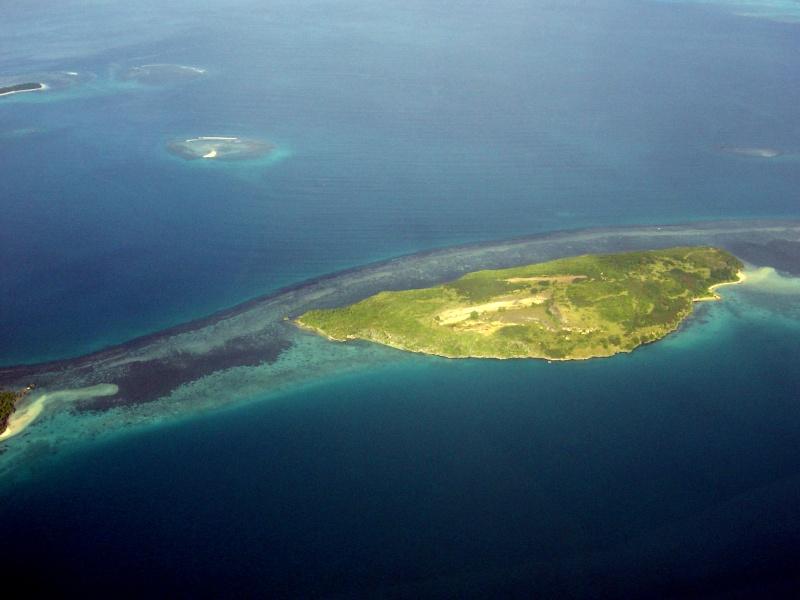 Nouvelle-Calédonie : Terre et Mer vue du ciel. Dsc08912