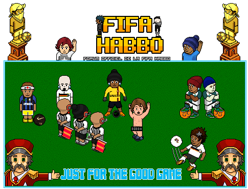 Bienvenue Sur Le Forum De La Fifa Habbo