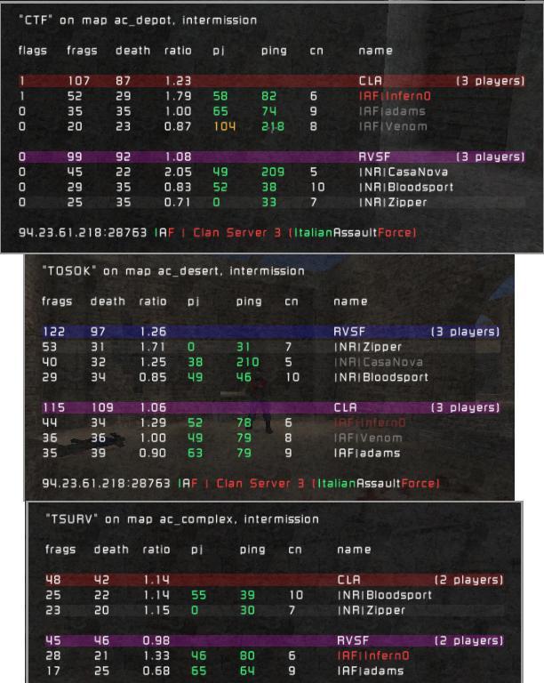 |NR| vs |IAF| 3v3 (2v2) win Iafff10