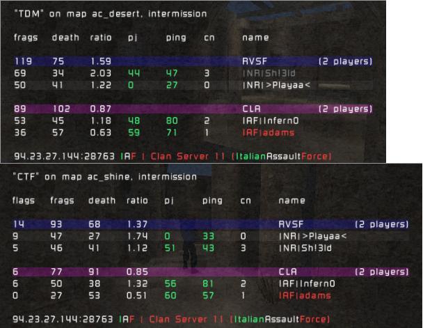 |NR| vs IAF| 2v2 (win) Iafm10