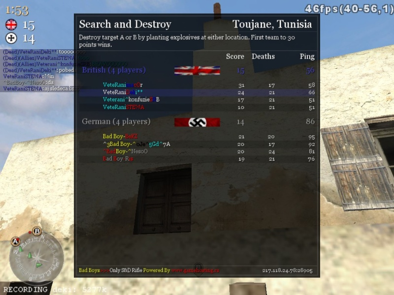 Dobili war BadBoys vs Veterani Shot0019