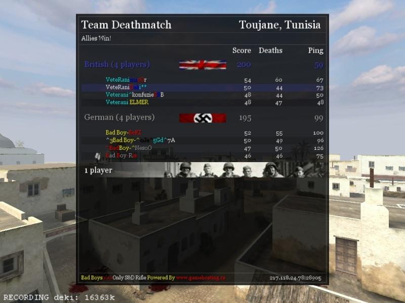 Dobili war BadBoys vs Veterani Shot0021