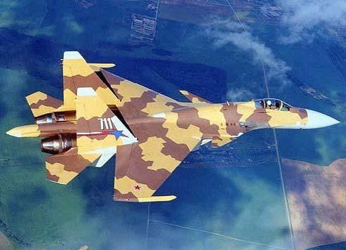 best fighter aircraft Su-3713