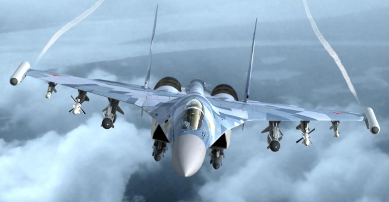 best fighter aircraft Su-37_11