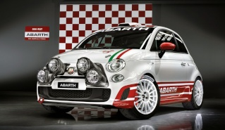FIAT 500 Asetto Corsa - Now Available Abarth10