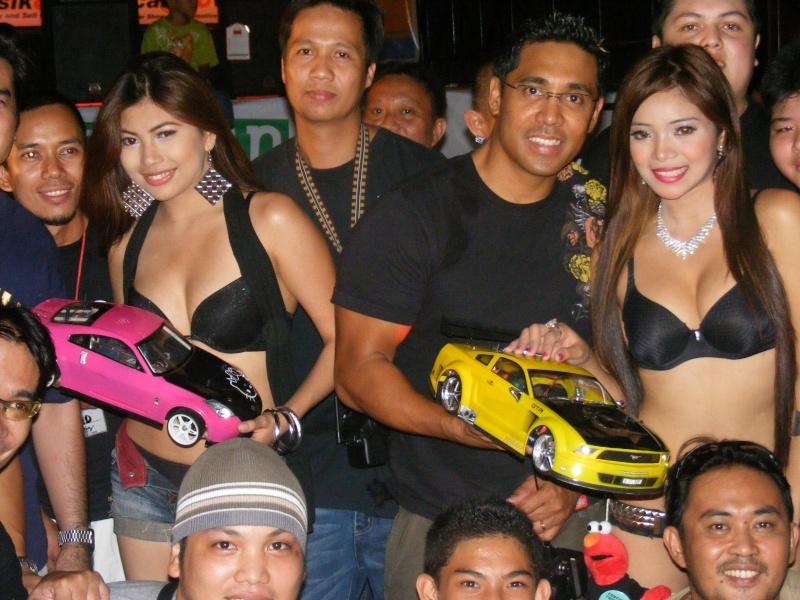 TSIKOT AUTOFEST 2009 philippine rc drifters Tsikot11