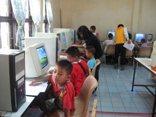 เรียน คอมพิวเตอร์ วันเสาร์ Img_0510