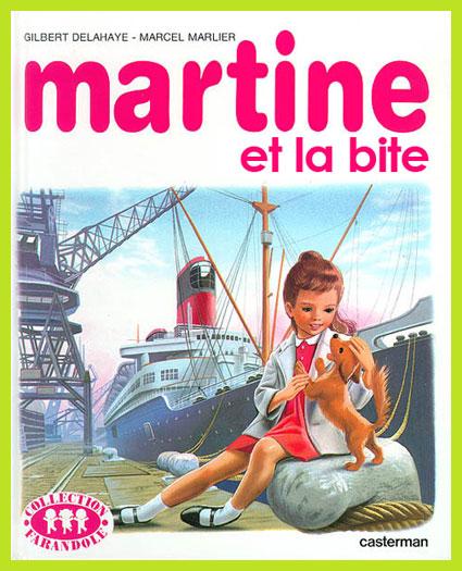 Martine, 2 qui la tienne..... Martin12