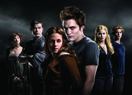 Twilight Serisi ve RPG