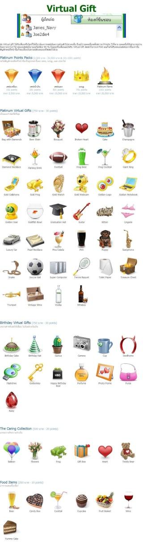 แคทตาล๊อก Virtual Gift Catalo14