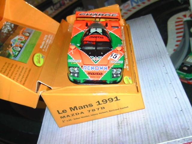 photo de la mazda 787 d version collector 09112311