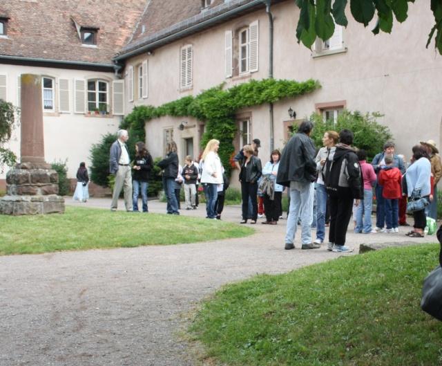 fete des arts - Fête des arts au Freihof à Wangen le 6 juin 2009 Img_1524