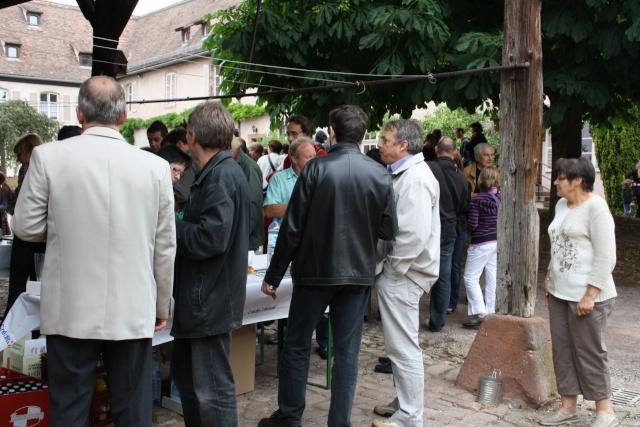 fete des arts - Fête des arts au Freihof à Wangen le 6 juin 2009 Img_1527