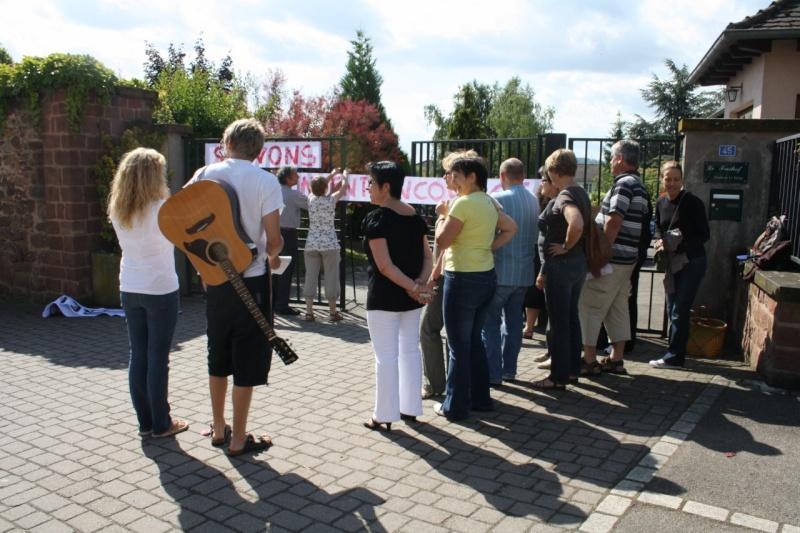 Mercredi 10 juin 2009 :jour de grève au Freihof à Wangen Img_1710