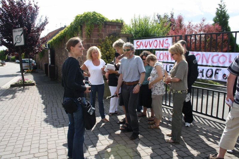 Mercredi 10 juin 2009 :jour de grève au Freihof à Wangen Img_1712