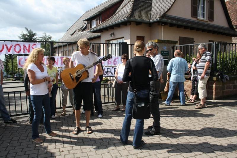 Mercredi 10 juin 2009 :jour de grève au Freihof à Wangen Img_1713