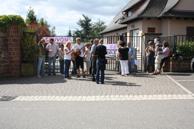 Mercredi 10 juin 2009 :jour de grève au Freihof à Wangen Img_1714
