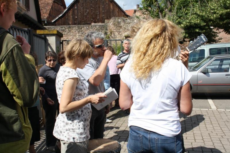 Mercredi 10 juin 2009 :jour de grève au Freihof à Wangen Img_1715