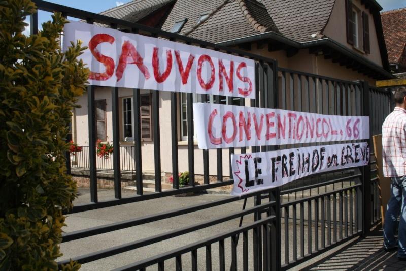 Mercredi 10 juin 2009 :jour de grève au Freihof à Wangen Img_1719